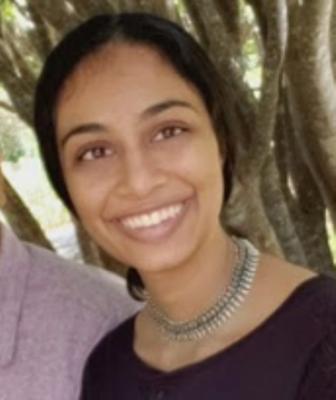 Ambika Natarajan, Undergraduate Student, Emory College of Arts and Sciences.