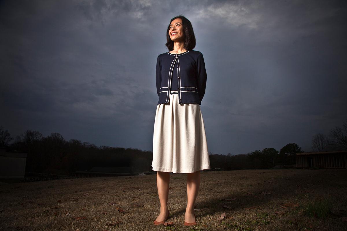 Dr. Eri Saikawa, Associate Professor, Department of Environmental Sciences, Emory University.