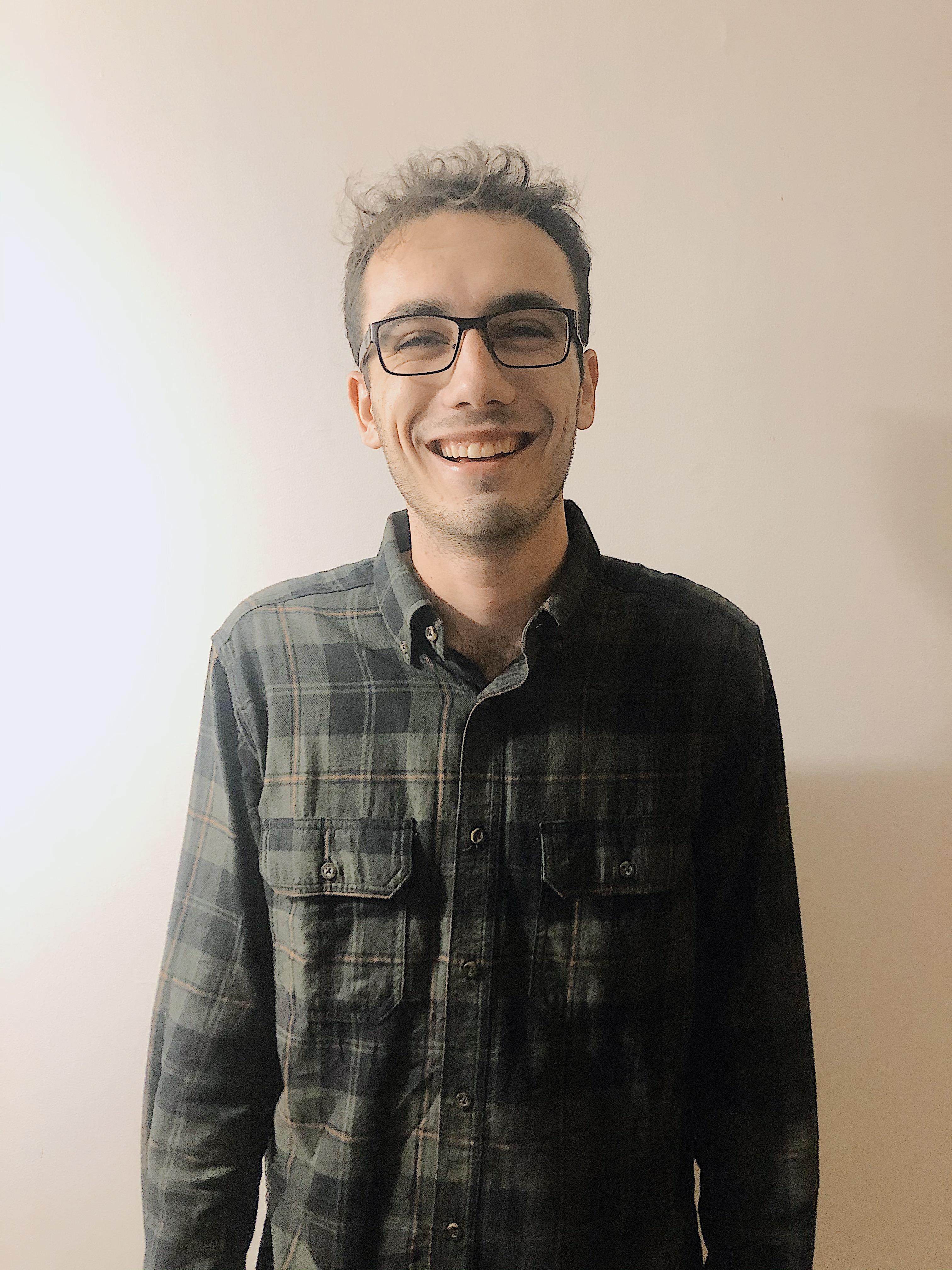 Sean Goggin, Undergraduate Student, Emory College of  Arts and Sciences